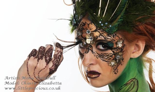 Amazon Warrior – Chiara Elizabetta