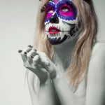 body art, body painting, mua, make up artist, body painting, model, male model, creative art, painting, art, fine art, robot, face painting, face art, sugar skull, skull, fashion, beauty, mua, mona, mona turnbull