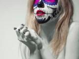 body art, body painting, mua, make up artist, body painting, model, male model, creative art, painting, art, fine art, robot, face painting, face art, sugar skull, skull, fashion, beauty, mua, mona, mona turnbull