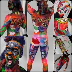 Body Art Gallery Mona Turnbull