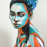 body art, mona, mona turnbull, body painting, mua, make up artist, body painting, model, male model, creative art, painting, art, fine art, pop art, model, flowers, mona turnbull, mona, pretty