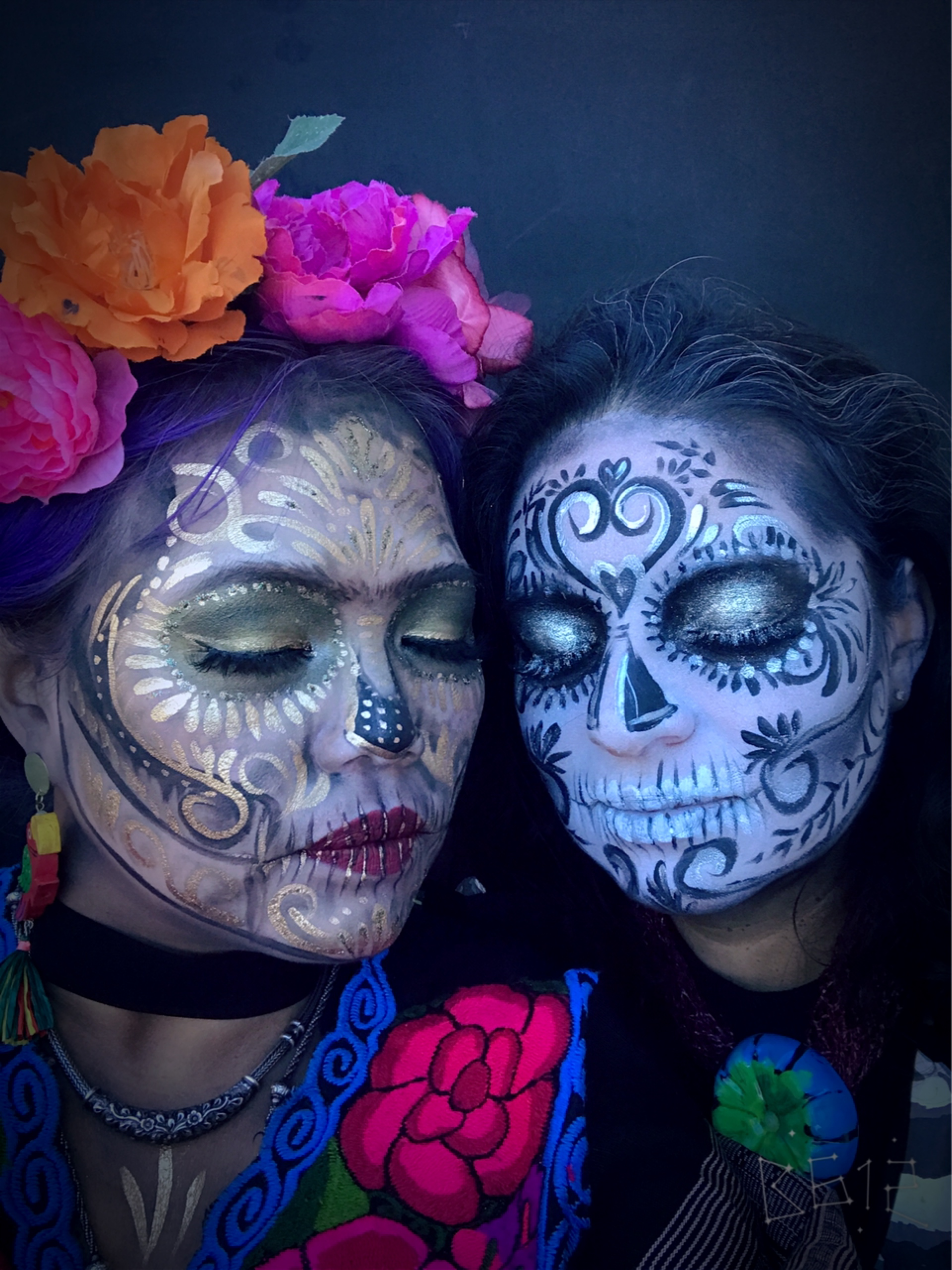 Day of the Dead, dia de los muertos, La Catarina